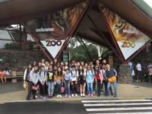 Excursion to Auckland Zoo